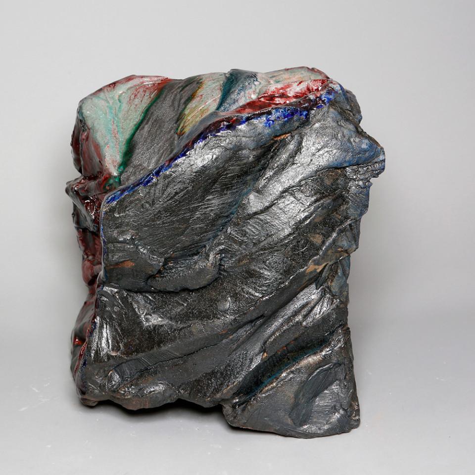 Volume paysage, 2014. 50x60x30 cm.