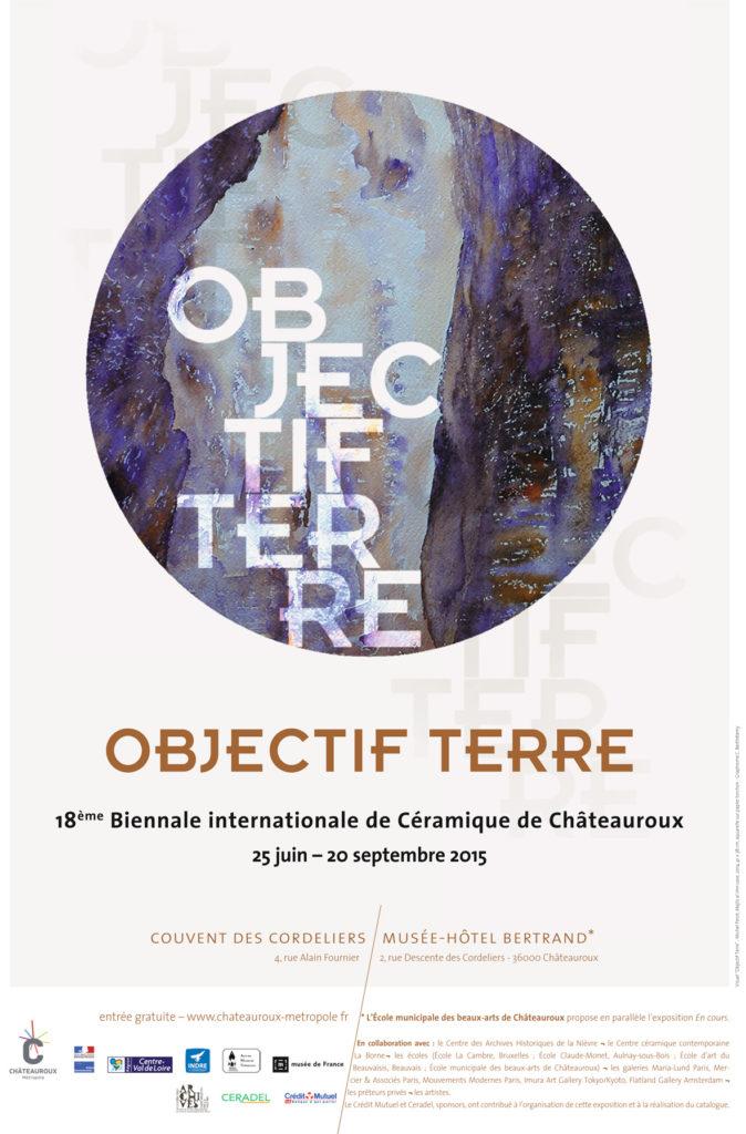 Biennale céramique internationale Châteauroux