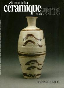 Couverture de la Revue de la céramique et du verre n°130